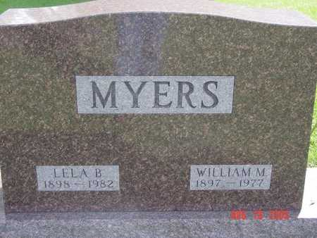 MYERS, WILLIAM - Winnebago County, Iowa | WILLIAM MYERS
