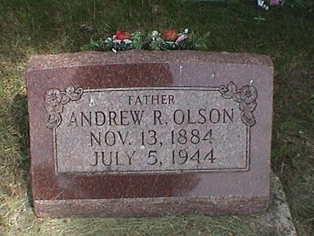 OLSON, ANDREW RASMUS - Winnebago County, Iowa | ANDREW RASMUS OLSON