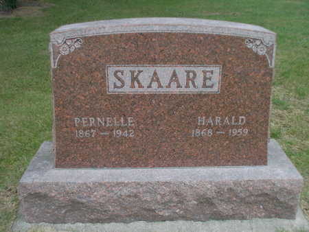 SKAARE, HAROLD - Winnebago County, Iowa | HAROLD SKAARE