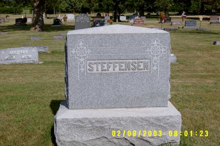 STEFFENSEN, CHRISTIAN - Winnebago County, Iowa | CHRISTIAN STEFFENSEN