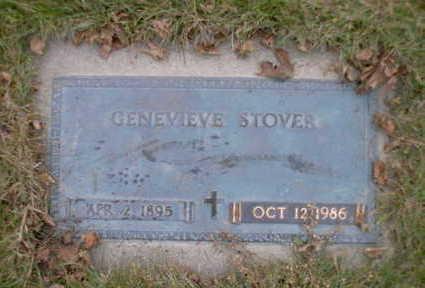STOVER, GENEVIEVE - Winnebago County, Iowa | GENEVIEVE STOVER