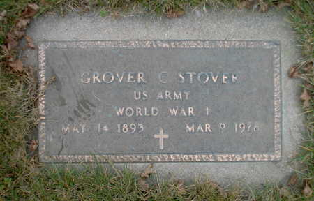 STOVER, GROVER - Winnebago County, Iowa | GROVER STOVER