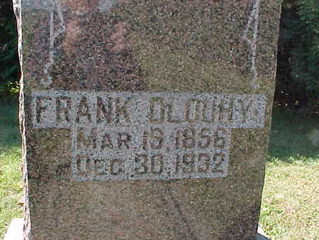 DLOUHY, FRANK - Winneshiek County, Iowa | FRANK DLOUHY