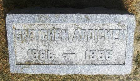 ADDICKEN, GRETCHEN - Winneshiek County, Iowa | GRETCHEN ADDICKEN