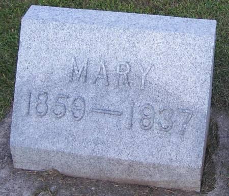 AMMER, MARY - Winneshiek County, Iowa | MARY AMMER