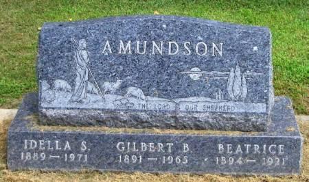AMUNDSON, BEATRICE - Winneshiek County, Iowa | BEATRICE AMUNDSON