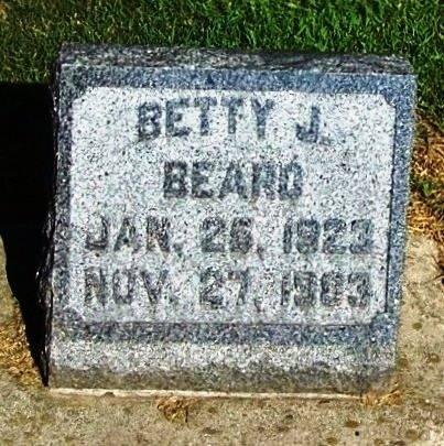 BEARD, BETTY J - Winneshiek County, Iowa | BETTY J BEARD