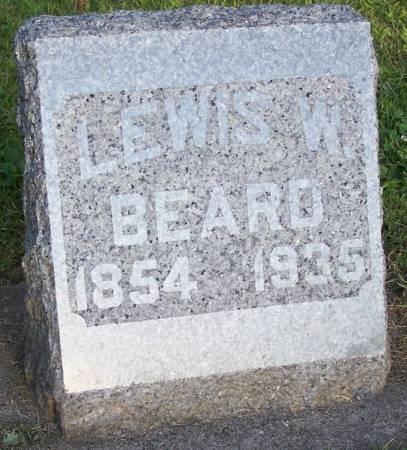 BEARD, LEWIS W - Winneshiek County, Iowa | LEWIS W BEARD