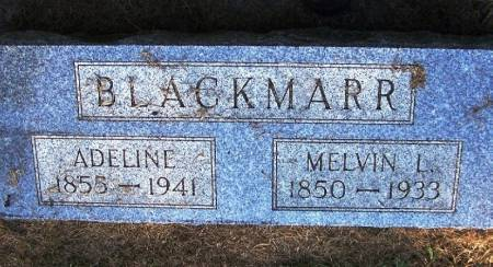 BLACKMARR, MELVIN L - Winneshiek County, Iowa | MELVIN L BLACKMARR