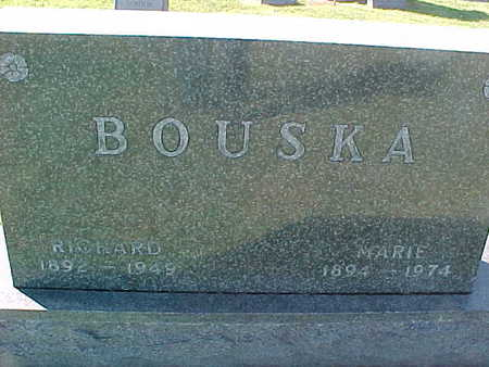 BOUSKA, RICHARD - Winneshiek County, Iowa | RICHARD BOUSKA