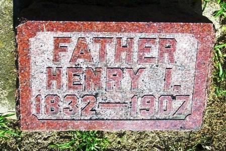 BRICKNER, HENRY I - Winneshiek County, Iowa | HENRY I BRICKNER