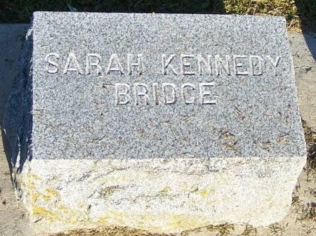 KENNEDY BRIDGE, SARAH - Winneshiek County, Iowa | SARAH KENNEDY BRIDGE