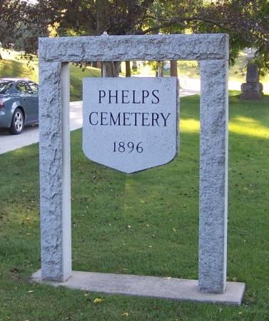 PHELPS, CEMETERY - Winneshiek County, Iowa | CEMETERY PHELPS
