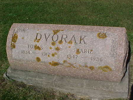 DVORAK, TOMAS - Winneshiek County, Iowa | TOMAS DVORAK