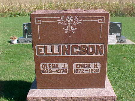 ELLINGSON, OLENA - Winneshiek County, Iowa | OLENA ELLINGSON