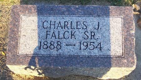FALCK, CHARLES J. SR. - Winneshiek County, Iowa | CHARLES J. SR. FALCK