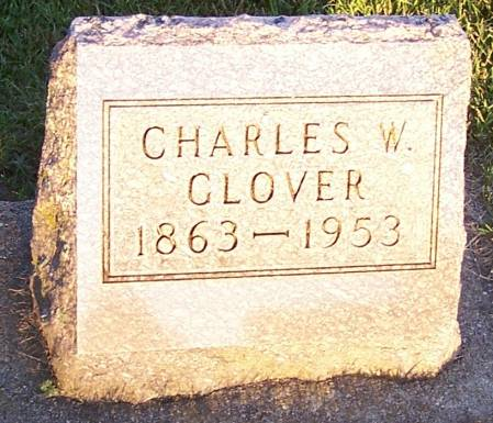 GLOVER, CHARLES W. - Winneshiek County, Iowa | CHARLES W. GLOVER