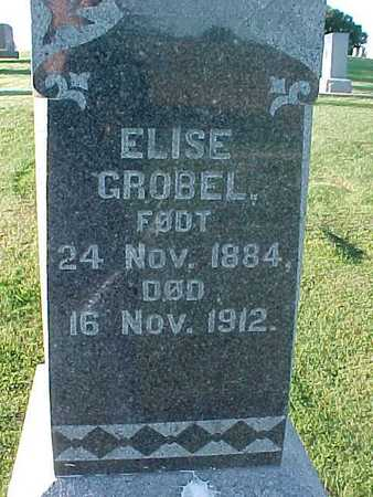 GROBEL, ELISE - Winneshiek County, Iowa | ELISE GROBEL
