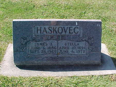 HASKOVEC, JAMES J. - Winneshiek County, Iowa | JAMES J. HASKOVEC