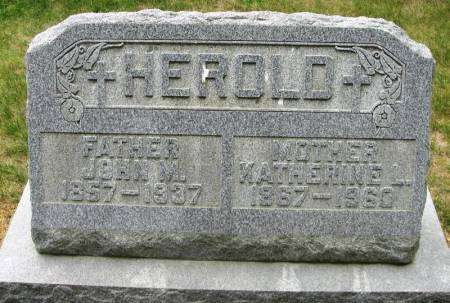 HEROLD, JOHN - Winneshiek County, Iowa | JOHN HEROLD