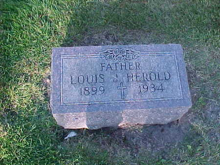 HEROLD, LOUIS - Winneshiek County, Iowa   LOUIS HEROLD