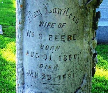 BEEBE, MAY - Winneshiek County, Iowa | MAY BEEBE
