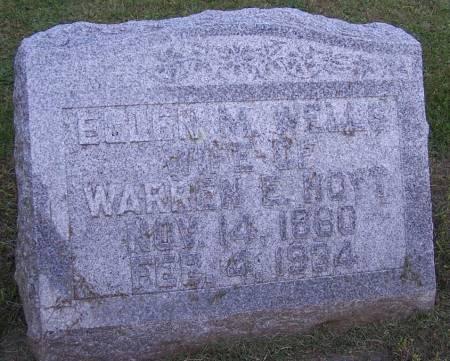 WELLS HOYT, ELLEN M - Winneshiek County, Iowa | ELLEN M WELLS HOYT