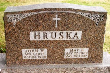 HRUSKA, JOHN W. - Winneshiek County, Iowa | JOHN W. HRUSKA