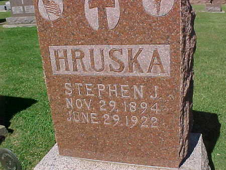 HRUSKA, STEPHEN  J. - Winneshiek County, Iowa | STEPHEN  J. HRUSKA