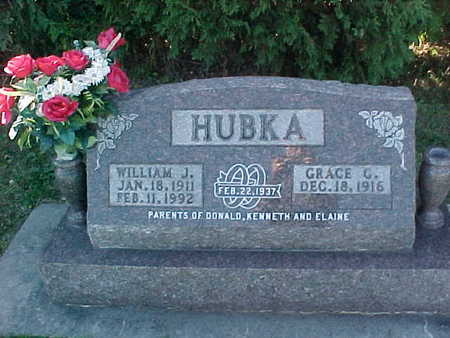 HUBKA, WILLIAM  J. - Winneshiek County, Iowa | WILLIAM  J. HUBKA