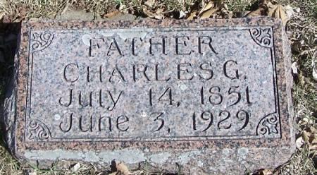 JOHNSON, CHARLES (CARL) GUSTAF - Winneshiek County, Iowa | CHARLES (CARL) GUSTAF JOHNSON