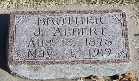 JOHNSON, J. ALBERT - Winneshiek County, Iowa | J. ALBERT JOHNSON
