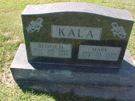 KALA, MARY - Winneshiek County, Iowa | MARY KALA