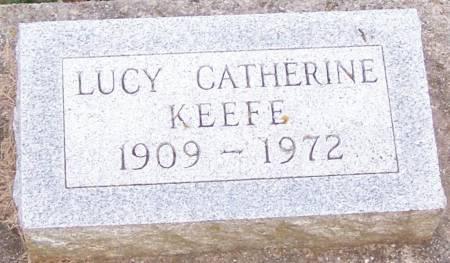KEEFE, LUCY CATHERINE - Winneshiek County, Iowa | LUCY CATHERINE KEEFE