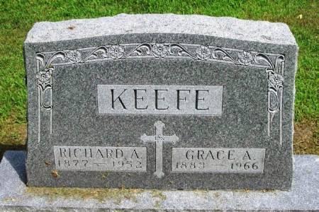 KEEFE, GRACE A - Winneshiek County, Iowa | GRACE A KEEFE