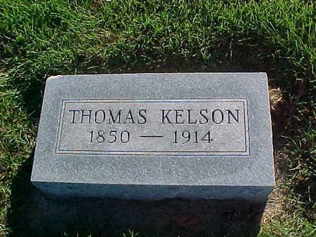 KELSON, THOMAS - Winneshiek County, Iowa | THOMAS KELSON