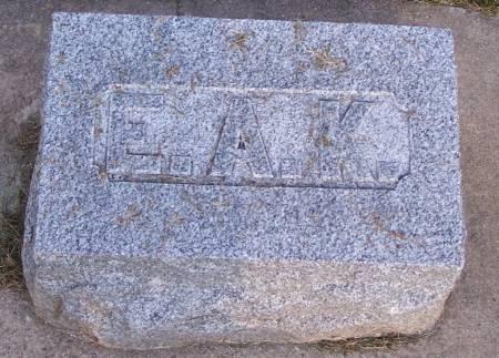 KIRKLAND, E. A. - Winneshiek County, Iowa | E. A. KIRKLAND