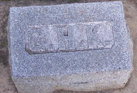 KIRKLAND, G. H. - Winneshiek County, Iowa   G. H. KIRKLAND