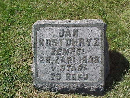KOSTOHRYZ, JAN - Winneshiek County, Iowa   JAN KOSTOHRYZ