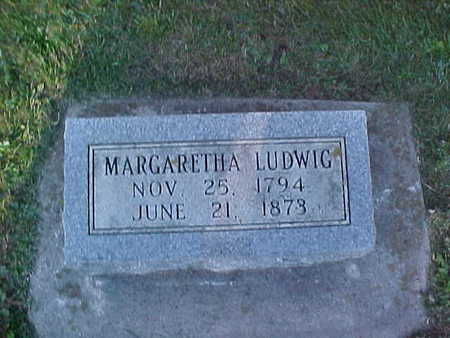 LUDWIG, MARGARETHA - Winneshiek County, Iowa | MARGARETHA LUDWIG