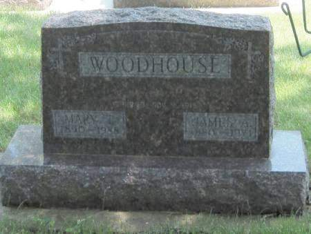 WOODHOUSE, MARY T. - Winneshiek County, Iowa | MARY T. WOODHOUSE
