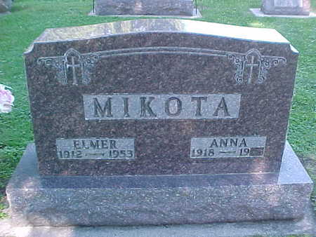 MIKOTA, ELMER - Winneshiek County, Iowa | ELMER MIKOTA