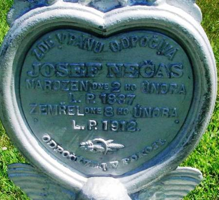 NEGAS, JOSEF - Winneshiek County, Iowa | JOSEF NEGAS