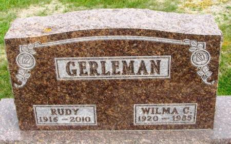 GERLEMAN, RUDY - Winneshiek County, Iowa | RUDY GERLEMAN