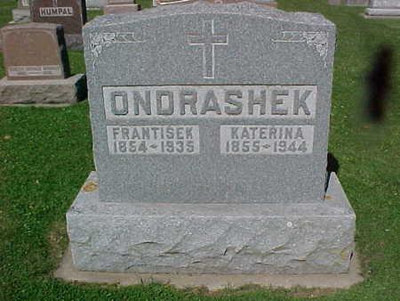 ONDRASHEK, KATERINA - Winneshiek County, Iowa | KATERINA ONDRASHEK