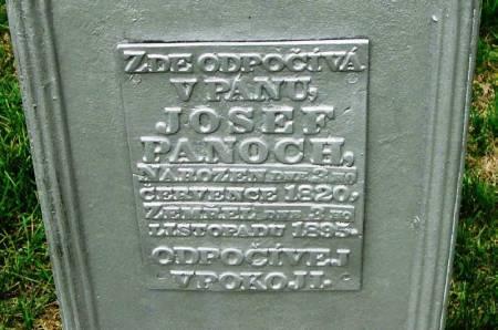 PANOCH, JOSEF - Winneshiek County, Iowa | JOSEF PANOCH