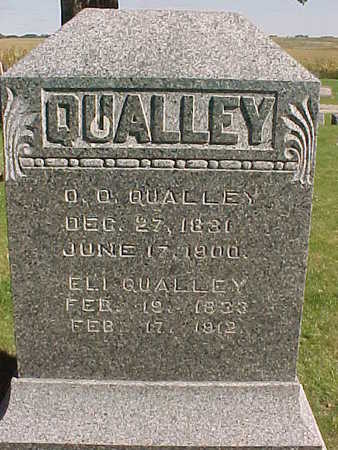 QUALLEY, ELI - Winneshiek County, Iowa | ELI QUALLEY