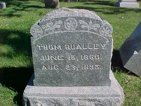 QUALLEY, THOM - Winneshiek County, Iowa | THOM QUALLEY