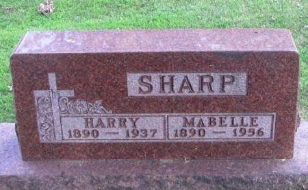 SHARP, MABELLE - Winneshiek County, Iowa | MABELLE SHARP