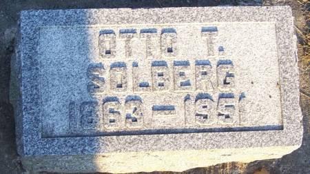 SOLBERG, OTTO T - Winneshiek County, Iowa | OTTO T SOLBERG